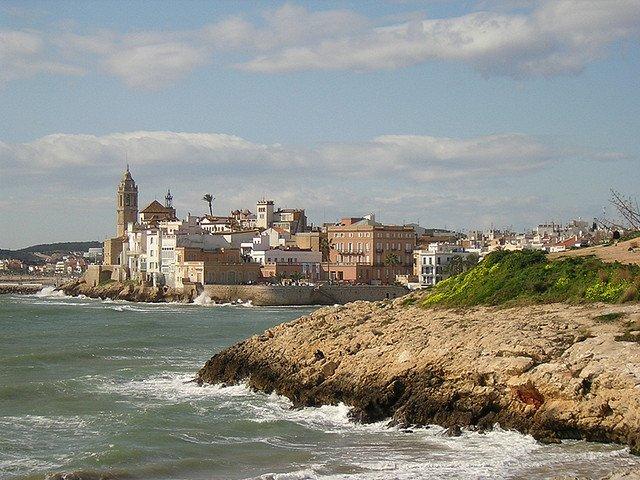 Ситжес, Испания