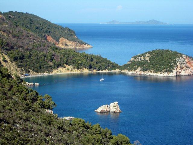Скопелос, Греция