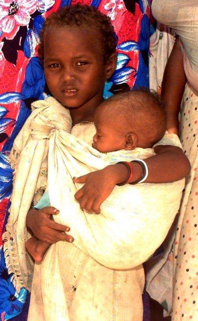 Местные жители Сомали