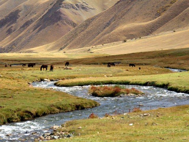 Сон-Куль, Киргизия
