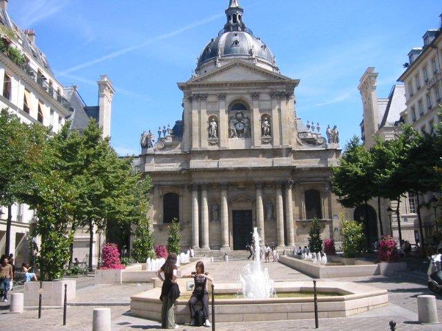 Сорбонна, Париж, Франция
