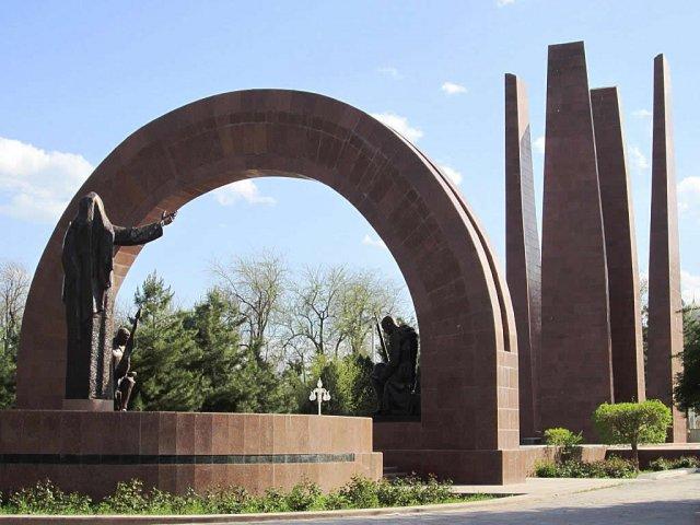 Советский Военный Мемориал, Туркменистан