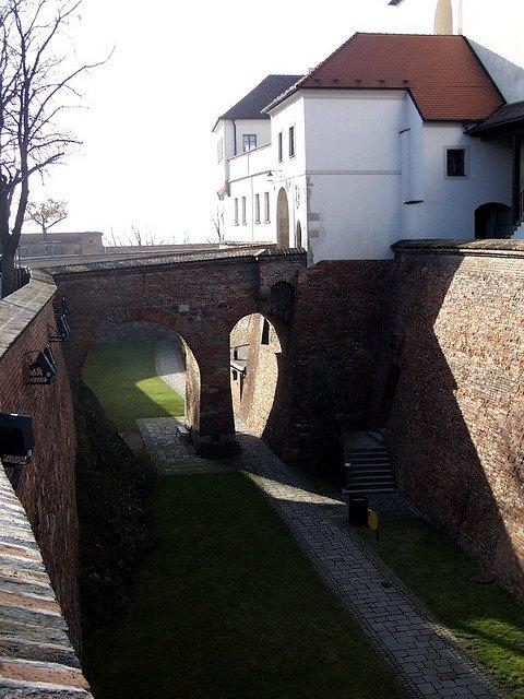 Замок Шпильберк, Брно, Чехия