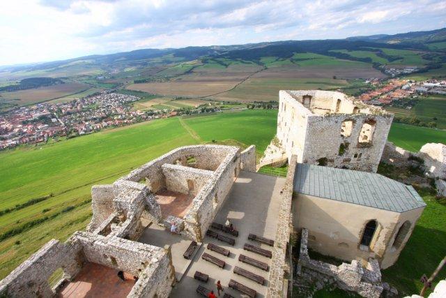 Замок Спиш, Словакия