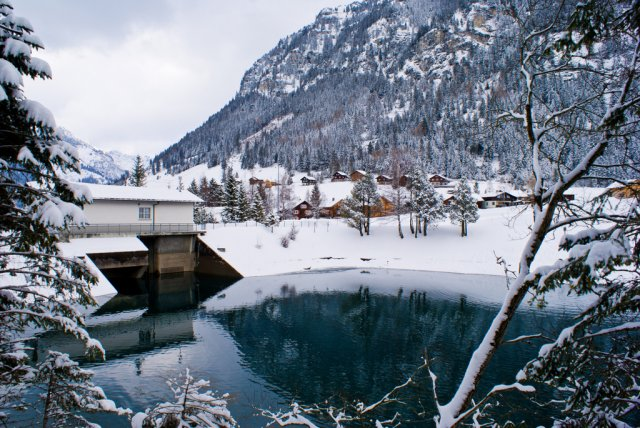 Горнолыжный курорт Штег, Лихтенштейн