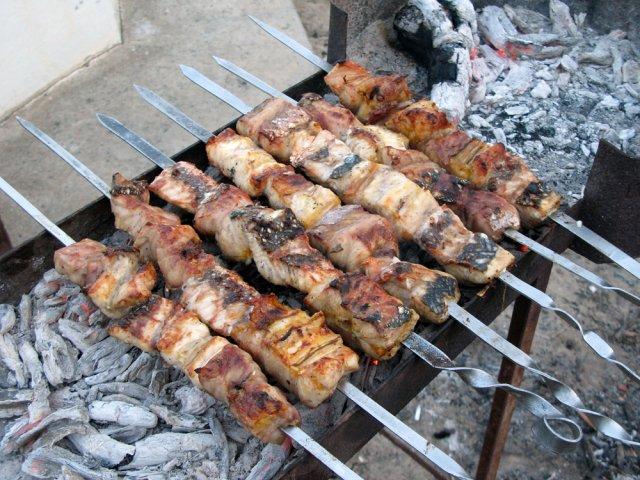 Туркменский кебаб