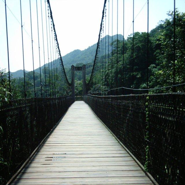 Висячий мост, Тайвань