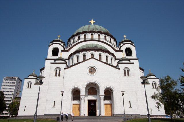 Храм Свети Сава, Белград, Сербия