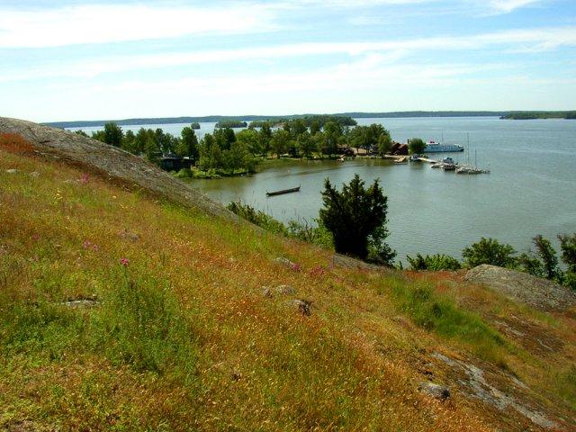 Природные пейзажи Швеции