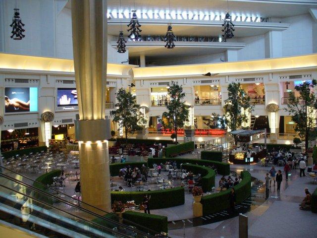 Торговый центр в башне Тайбэй 101, Тайвань