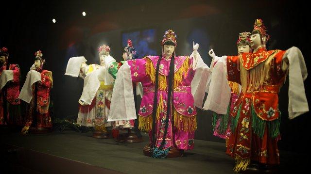 Национальные костюмы, Тайбэй