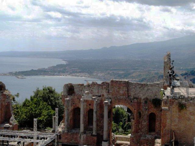 Таормина, Италия