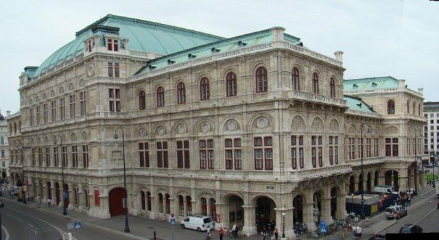 Венский Театр Оперы, Австрия