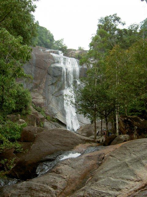 Телага Туджух ,остров Лангкави, Малайзия