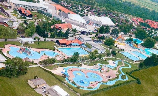 Терме Чатеж, Словения