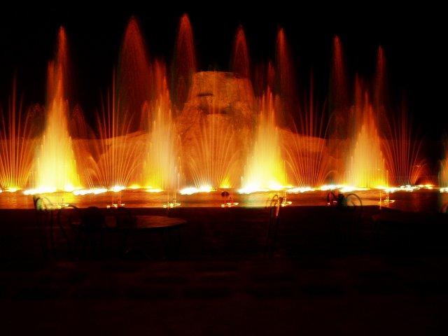 Поющие фонтаны в Протарасе, Кипр