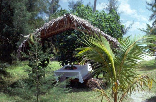 Бора-Бора, Француская Полинезия