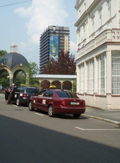 Отель Термаль 4*, Карловы Вары, Чехия