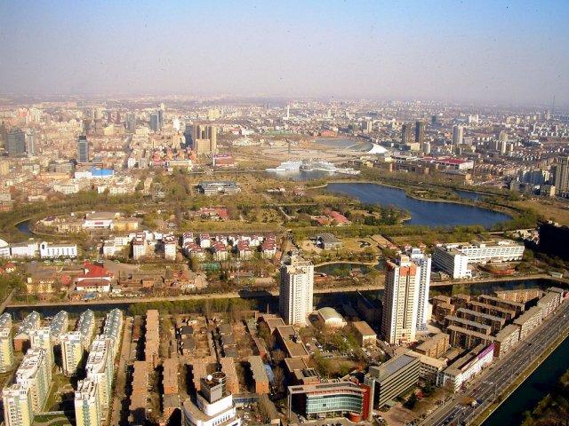 Тяньцзинь, Китай