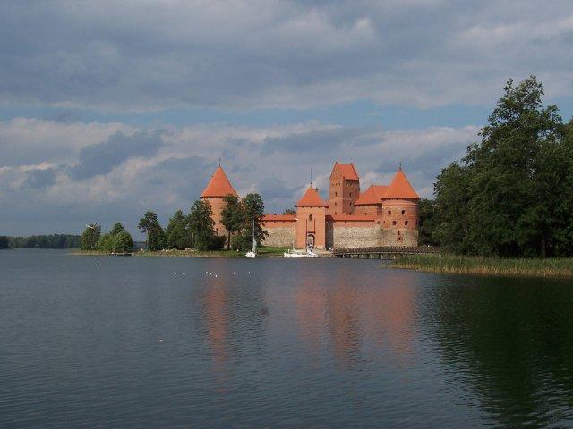 Тракайский Островной замок, Литва