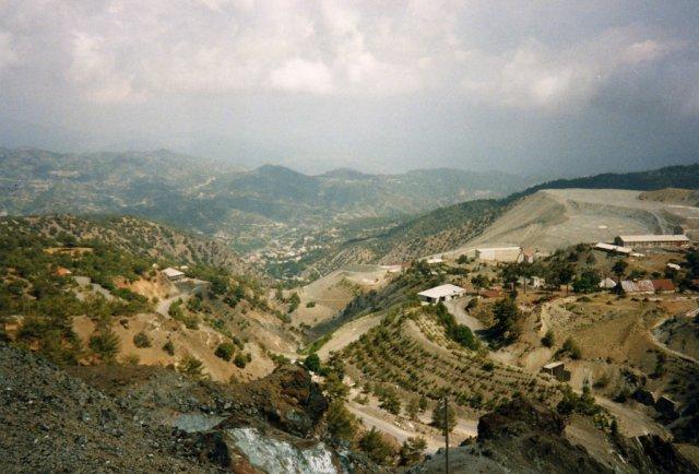 Заповедник Троодос, Кипр