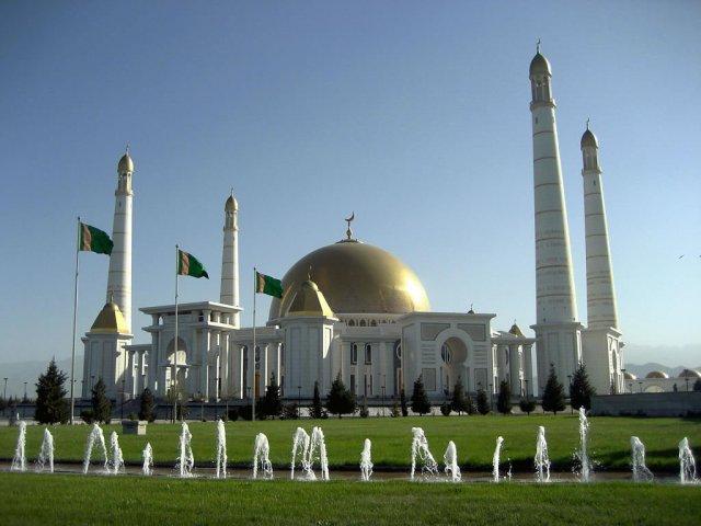 Мечеть Туркменбаши Рухы, Туркменистан