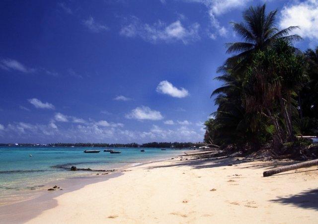 Пляжи Тувалу