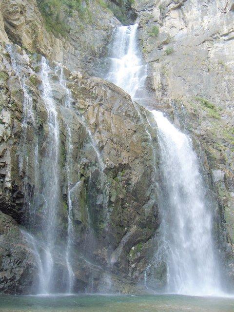 Водопад Улим, Северная корея
