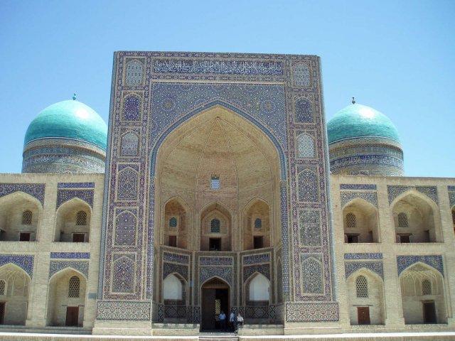 Медресе Мири Араб, Бухара, Узбекистан