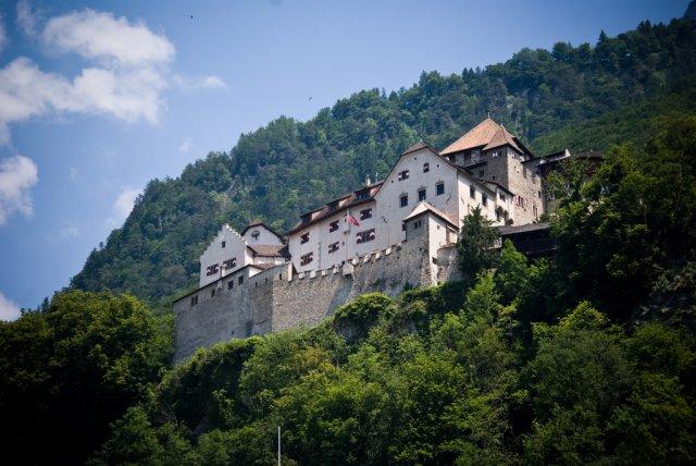 Замок Вадуц, Лихтенштейн