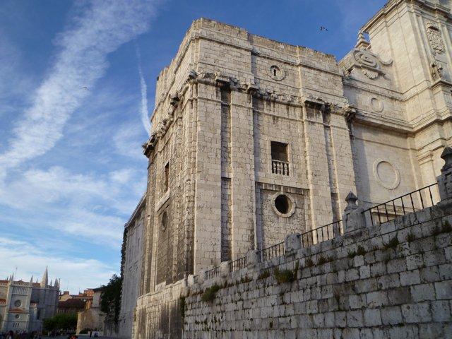 Кафедральный собор города Вальядолид, Испания