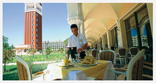 Отель Venezia Palace, Турция