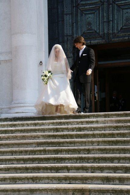 Свадьба в Венеции, Италия