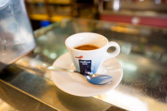 Итальянский кофе, Венеция