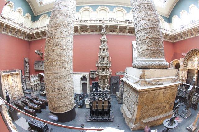 Музей Виктории и Альберта в Лондоне, Великобритания