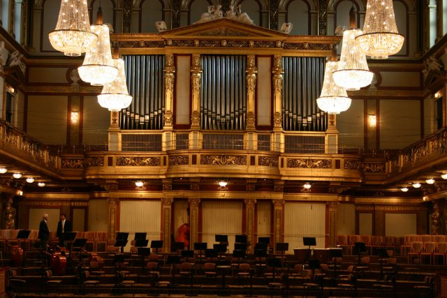 Венская Филармония, Австрия