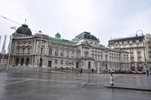 Фолькстеатр в Вене, Австрия