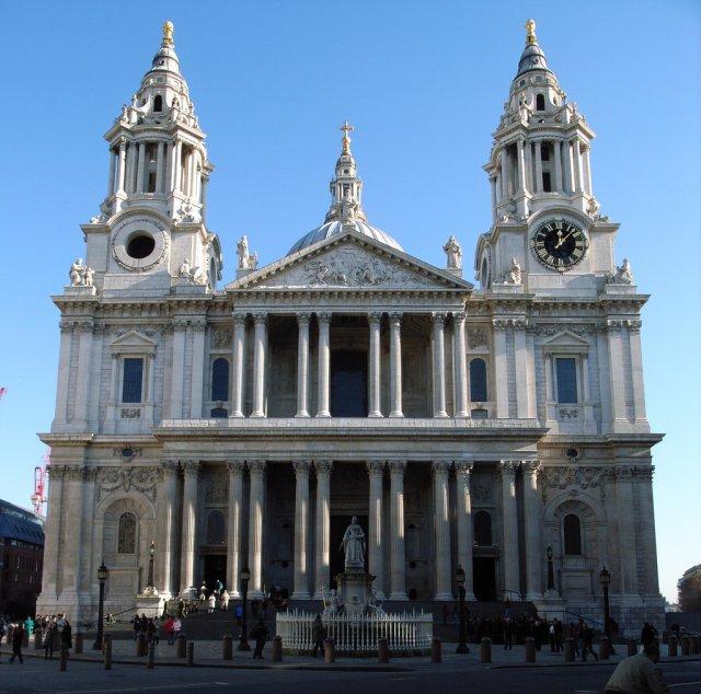 Собор Святого Павла, Лондон, Великобритания