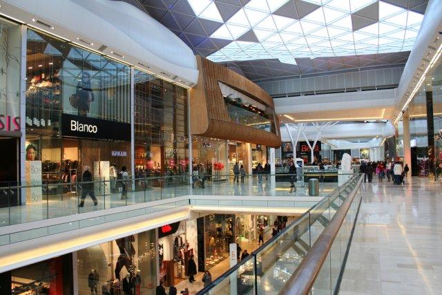 Торговый центр Westfield в Лондоне, Великобритания