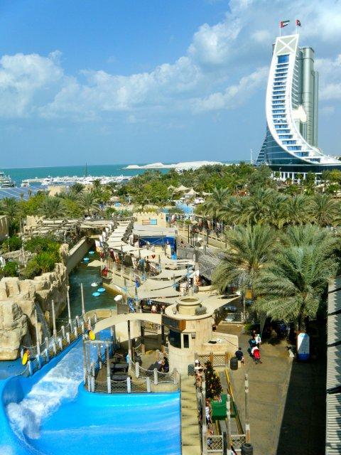 Аквапарк Wild Wadi, Дубай, ОАЭ