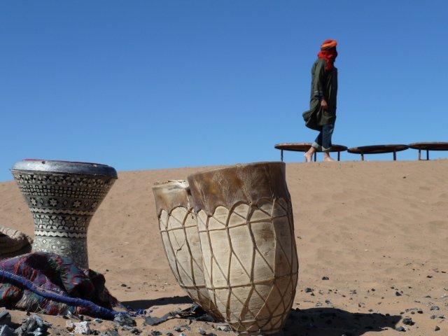 Загора, Марокко