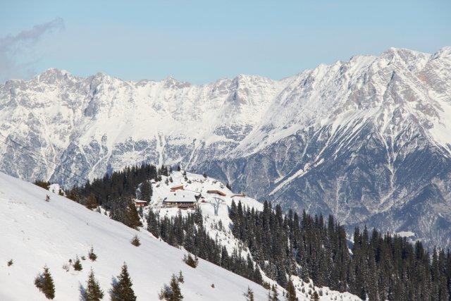 Горнолыжный курорт Цель-ам-Зее, Австрия