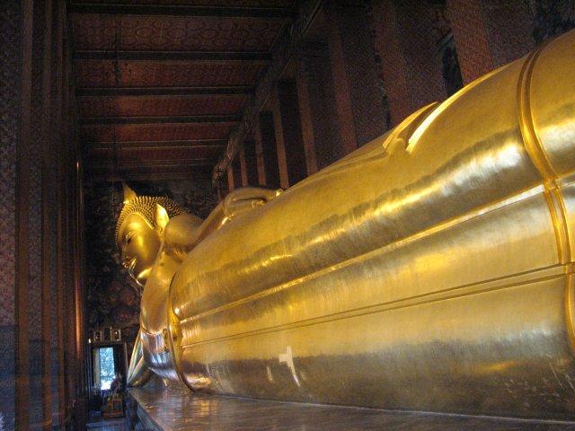 Большой лежащий Будда, Бангкок