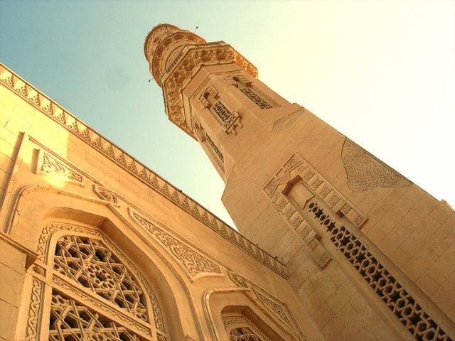 Центральная мечеть, Хургада
