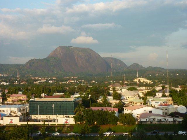 Абуджа, Нигерия