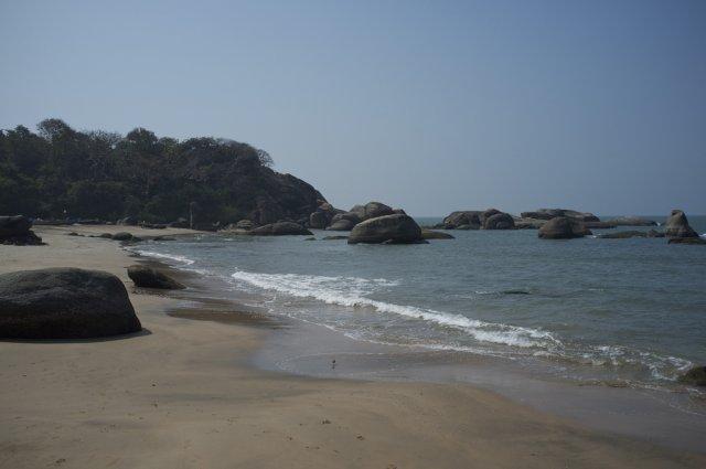 Пляж Агонда, Гоа