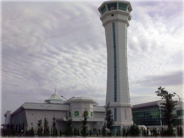 Аэропорт Туркменбаши, Туркменистан