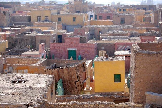 Город мёртвых, Каир