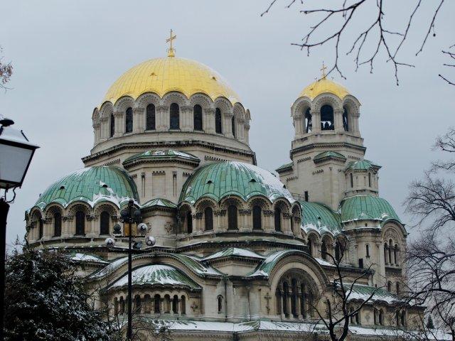 Храм Александра Невского, София