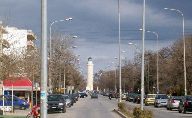 Александруполис, Греция